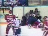Ice Hockey Fighting