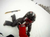 Pizza….Do a Pizza little kid skiing accident
