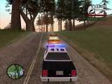 GTA: San Andreas – 1992 Police Chase #3