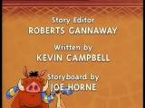 Around The World With Timon and Pumbaa Part 8