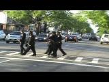 NYPD Terrorist caught on Tape !