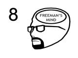 Freeman's Mind – Episode 8 (Half-Life Machinima)