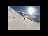 GoPro HD: Snow Session Mribel 2012