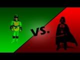 NINJA TURTLE VS. DARTH VADER (Day 819)