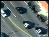 Insane Police Chase Ends WIth Guy Asking For It