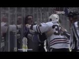 John Scott vs Kevin Westgarth Nov 27, 2010 – Chicago feed