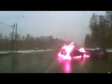 Worst car accidents caught on tape 2012 .Car Crash Compilation Full HD 1080i
