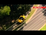 "Stolen Porsche crashes in police chase ""He's gunna go the wrong way down the highway, holy sh*t"""