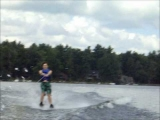 Water Skiing 2010 Otis, MA