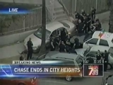 Pursuit & Officer-Involved Shooting – San Diego Police Chase Kidnapping/Assault Suspect