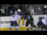 Jamie Langenbrunner vs Mike Richards May 3, 2012