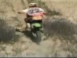 Incredible Dirtbike Wipeouts and Stunts