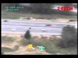 Raw Video: Police Chase Sportbike at over 150 MPH