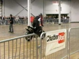 MOTORCYCLE STUNTS-