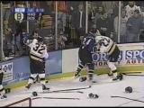 Capitals vs Bruins Nov 21, 1998