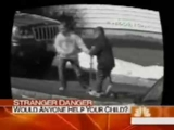 Bystander Effect – people watch girl being abducted