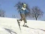 Hilarious Christmas Accidents Special – Flying Ski-man