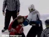 best NHL fights 3
