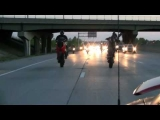 Motorcycle Stunts BLOX STARZ Freeway Freestyle 2011 Hottest In My City BloxStarzLifestyle.com