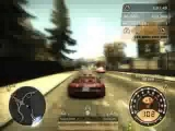 Need For Speed: Most Wanted ; Level 5 police chase