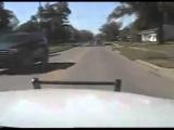 Wild Texas Police Chase
