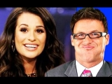 LEA MICHELE SO FARTY!!!! – Rick Perry's Stupid Ad! – Britney Spears Makes Me Cry!
