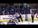 Brad Staubitz vs Zack Kassian Mar 10, 2012
