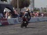Aaron Colton-Motorcycle XDL Stunt Rider-15 Years-Old!