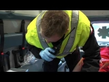 WARNING – Fatal Texting While Driving Car Accident – Realistic Distracted Driving Crash (USA)