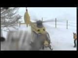 ski jumping crash 2011 (downhil) – Hans Grugger ski crash 20-01-2011