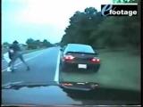 Police chase 'n crash :3rd Getaway Compilation