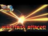Naruto Shippuden Ultimate Ninja Storm 3 – X360 / PS3 – Nine-Tails attacks Konoha