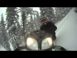 Extreme Backcountry Snowmobiling