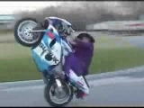 Motorcycle Stunts and Crashes!