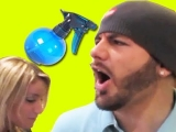 Sneeze Spray Prank