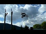 Dangerous motorcycle stunts