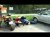 Top 10 Motorcycle Fail Compilation