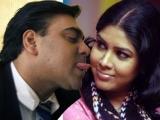 Ram Kapoor & Priya's LOVE MAKING SCENE in Bade Achhe Lagte Hain 15th March 2012