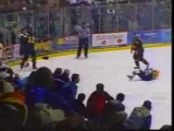 Craziest Hockey Fight I've Ever Seen