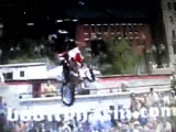 Monster Motor Cross Stunts and Wipe outs DirtBiking