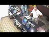 Violent Criminal Hold Up