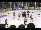 NHL Hockey Fights – Blackhawks VS Red Wings (1993/94)