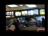 McDonald's cashier beating and almost killing a customer