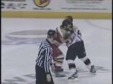 Filipic vs Dearle KO Fight