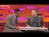 Will Smith and Gary Barlow Do 'The Fresh Prince of Bel-Air' Rap – The Graham Norton Show – BBC One