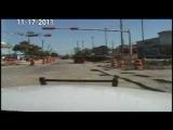 11-17-2011 Pasadena, Tx Police Chase (Dash-Cam)