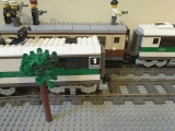Lego Train Chase – Lego Police Chase Part 2