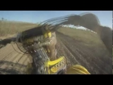 BIG Motocross Crash On The New 250 Dirtbike!