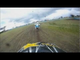 Dirt Bike Crash – Ribchester Big Wheel 85
