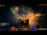 Diablo 3 Beta Witch Doctor Gameplay with Funny Commentary by Day[9] P3